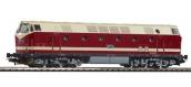 Modélisme ferroviaire : PIKO PI59934 - Locomotive diesel BR119 FEU BAS DR