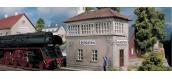 Modélisme ferroviaire : PIKO PI 61822 - Poste d'aiguillage BURGSTEIN