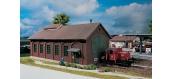 Modélisme ferroviaire : PIKO PI 61823 - Remise à locomotives Burstein