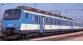 Modélisme ferroviaire : PIKO PI 96403 - Automotrice Z9610 Bleu Isabelle SNCF