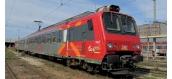 Modélisme ferroviaire : PIKO PI 96406 - Automotrice Z7300 Languedoc Roussillon, Digital Son, SNCF