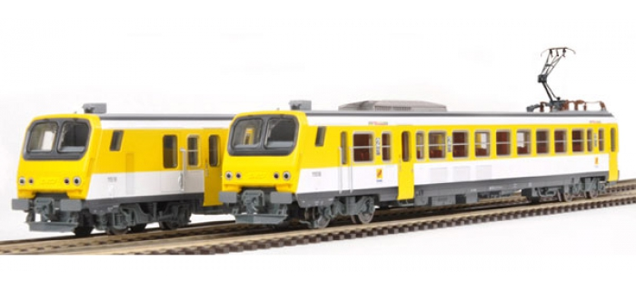 Modélisme ferroviaire : PIKO PI 96410 - Automotrice Z11500 Lorraine