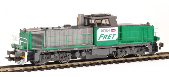 Modélisme ferroviaire : PIKO PI96479 - Locomotive diesel BB 60000 livrée FRET