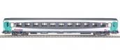 Modélisme ferroviaire : PIKO PI 97053 - Set de 2 voitures Corail couchettes livrée Carmillon SNCF