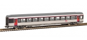 Modélisme ferroviaire : PIKO P 97071 - Voiture voyageurs Corail VTU Carmillon