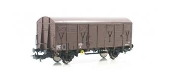 piko wagon couvert