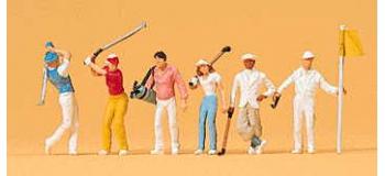 PREISER 10231 Golfeurs