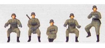 figurines PREISER 16575