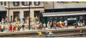 PREISER 79008 - Passagers et passants