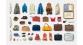 Modélisme ferroviaire : PREISER - PR65811 - Set accessoires de vêtements