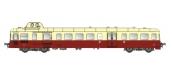 Modélisme ferroviaire : LSM10138 - Autorail X3800 PICASSO rouge crème – dépôt de LYON VAISE Ep.IV