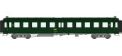 Modélisme ferroviaire : REE VB-235 -Coffret de 3 voitures « Bacalan » B11 Ep.IV SNCF
