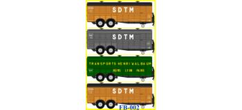 Train électrique REE FB-002