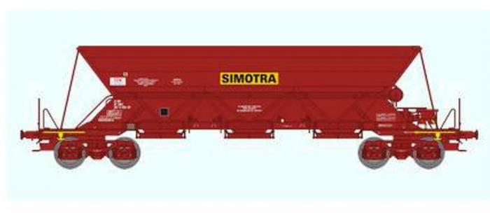 REE NW-025 - Wagon TREMIE EX T1 Ep.IV