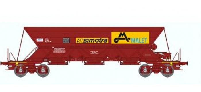 REE NW-027 - Wagon TREMIE EX T1 Ep.V