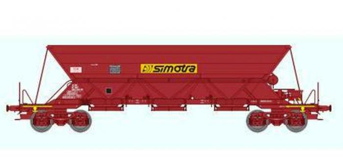 REE NW-028 - Wagon TREMIE EX T1 Ep.V