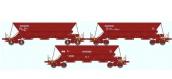 REE NW-031 - Coffret de 3 wagons   TREMIE EX Ep.V