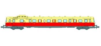 Modélisme ferroviaire : REE NW-038 - Autorail X-2804 Dépôt de MARSEILLE