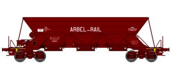 """REE NW012 - Wagon Trémie EX T1, """"ARBEL RAIL"""""""