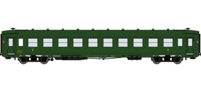 Train électrique REE VB-044 - Voiture DEV AO Courtes Ep.III B