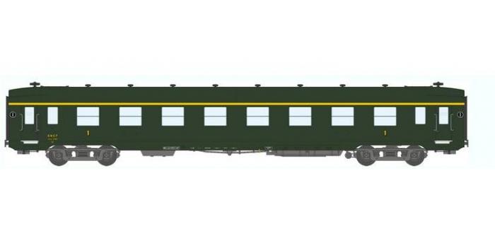 Train électrique : REE VB-063 - Voiture DEV AO Courte Ep.III B
