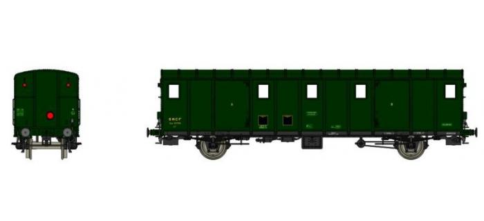 REE VB 003 - FOURGON OCEM 30,