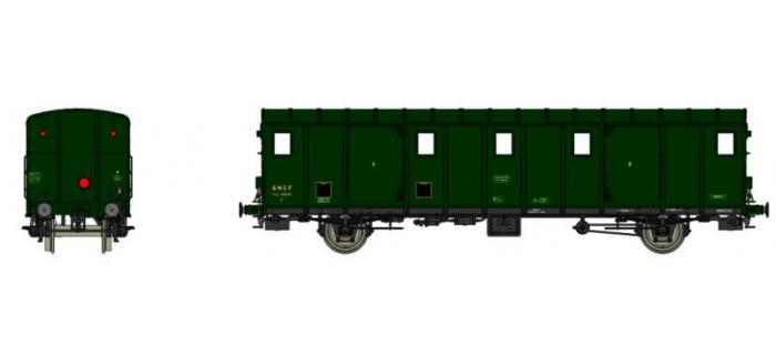 REE VB 004 - Fourgon OCEM 30