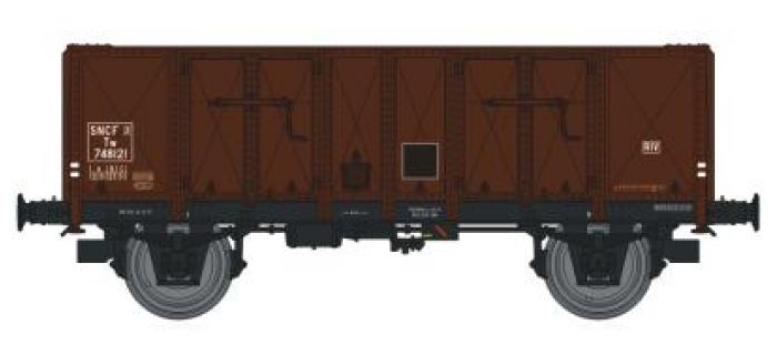 REE MODELE WB-145 Wagon TOMBEREAU OCEM 29,  Type B Tôlé