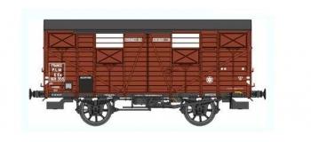 Train électrique : REE WB-285 - Wagon COUVERT OCEM 19 Ep.II – PLM