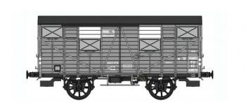 Train électrique : REE WB-287 - Wagon Couvert OCEM 19 Ep.II - PO
