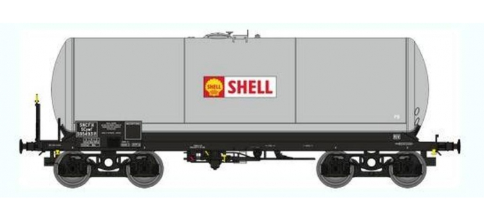 Train électrique : REE WB-317 - Wagon Citerne ANF Ep.III