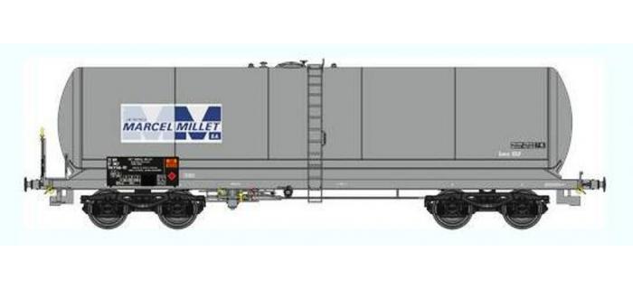 Train électrique : REE WB-320 - Wagon Citerne ANF Ep.IV-V