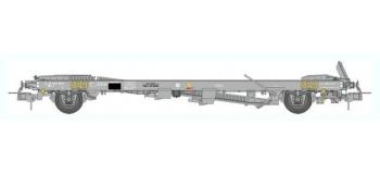 Train électrique : REE WB-354 - Wagon KANGOUROU SEGI Ep.IV vide