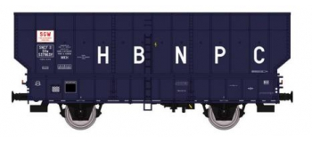 Modélisme ferroviaire : REE WB-369 - Wagon Coke ARBEL 3 Portes Ep.III