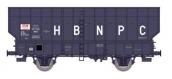 Modélisme ferroviaire : REE WB-371 - Wagon Coke ARBEL 3 Portes Ep.IV