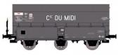 Modélisme ferroviaire : REE WB-374 - Wagon Coke MH45 Ep.III