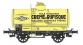 Modélisme ferroviaire :  REE WB 463 - Wagon Réservoir OCEM 19 Ep.II ETAT