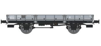 REE WB 124 - Wagon plat OCEM 29 PLM
