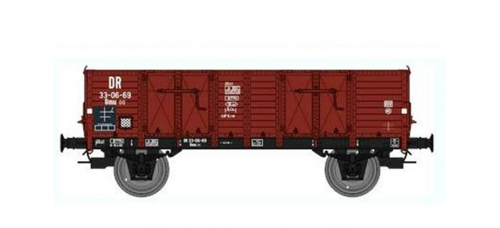 REE WB 272 - Wagon TOMBEREAU Om
