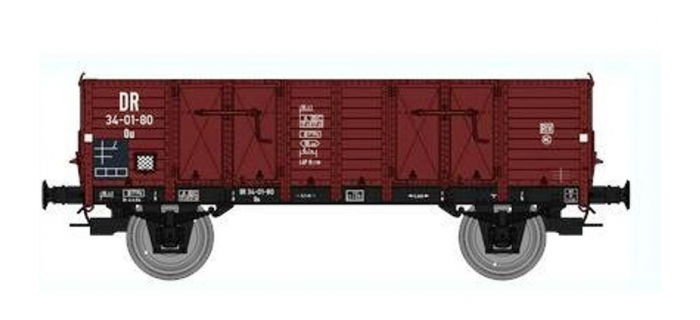 REE WB-275 Set de 2 Wagons TOMBEREAU Om