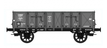REE WB-276 - Wagon TOMBEREAU Om