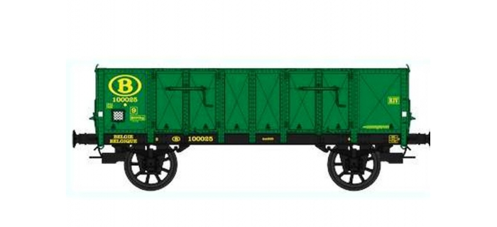 REE WB-278 Wagon TOMBEREAU Om