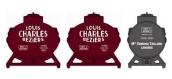 Train électrique : REE XB-036 - Set de 3 Containers CITERNE (2 Louis Charles et 1 Taillard)