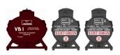 Train électrique : REE XB-039 - Set de 3 Containers CITERNE (1 VB et 2 Saint-Gobain)