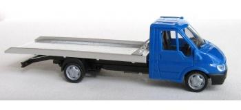 véhicule miniature rietze 11350 Camion plateau Ford Transit