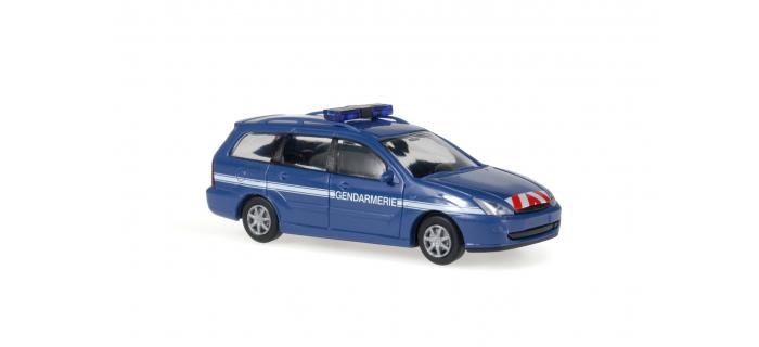 modelisme ferroviaire rietze 50967 Ford Focus Gendarmerie