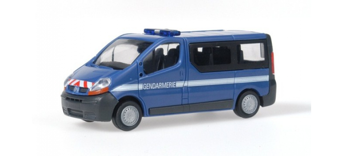 Renault trafic gendarmerie rie51370 rietze v hicules for Gendarmerie interieur