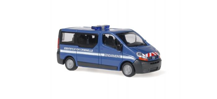 Renault Trafic de la Gendarmerie, avec marquage