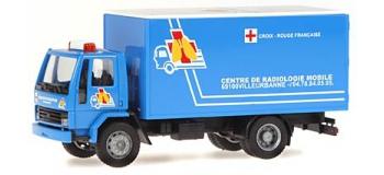rietze 60619 Camion Ford Cargo, radiologie mobile française
