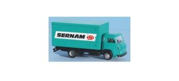 Modélisme ferroviaire : SAI 0802.1 - Fourgon Saviem SG3 Sernam vert